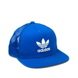 Bone-Adidas-Trucker-Trefoil-Azul
