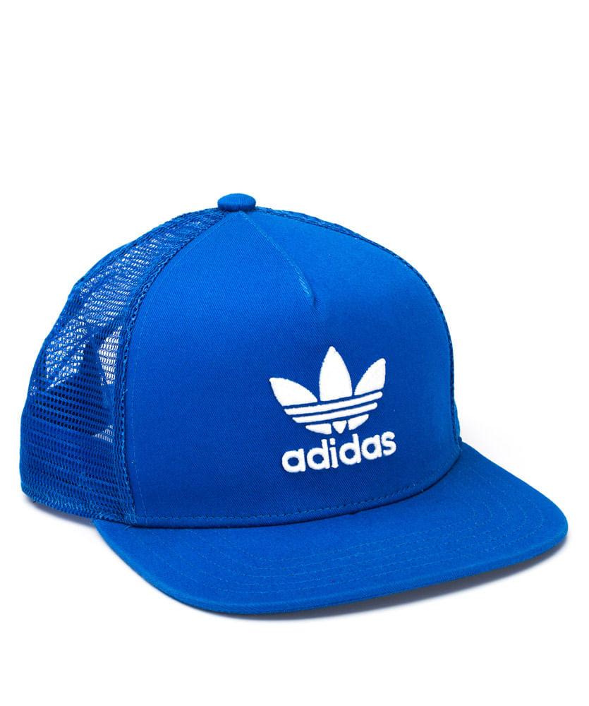 2217038b797bb ... Bone-Adidas-Trucker-Trefoil-Azul. voltar para Bonés