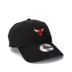 6225280244 Boné New Era 2920 Primary Preto Chicago Bulls NBA