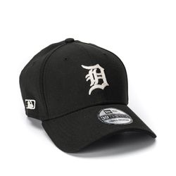 Bone-New-Era-3930-Chain-Preto-Detroit-Tigers-MLB