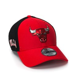 Bone-New-Era-3930-Secondary-Vermelho-Chicago-Bulls-NBA