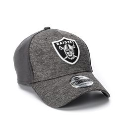 Bone-New-Era-3930-Cinza-Mescla-Raiders-NFL