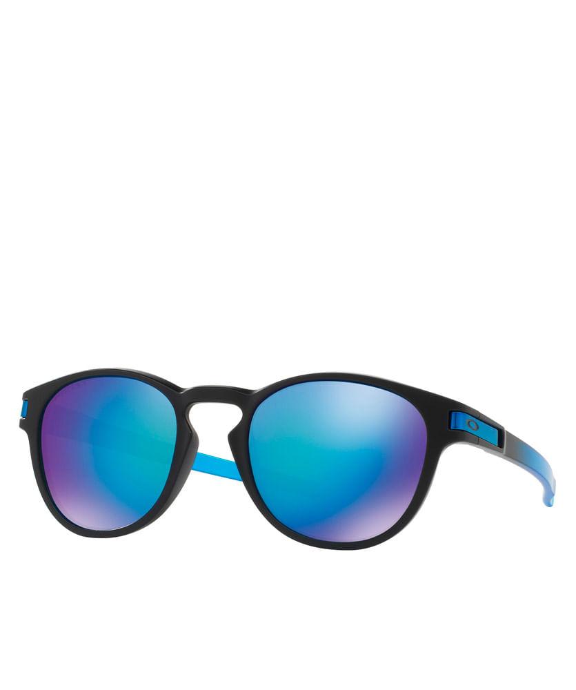 f1789b910aeea Óculos Oakley Latch Sapphire Fade Polarized - ophicina