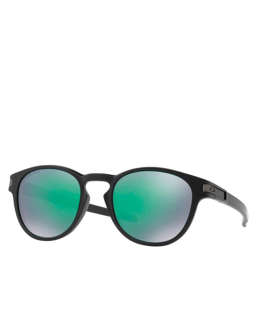 8eda707a76f52 Oculos-Oakley-Latch-Matte-Black-Prizm-Jade. voltar para Óculos