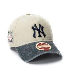 Boné New Era 920 Patch Cinza NY Yankees MLB 0cfa8924a44