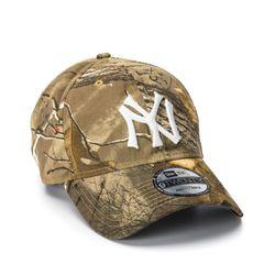 34f2230b59 Boné New Era 920 Real Tree Marinho NY Yankees MLB