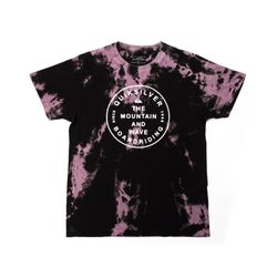 1222b835b8aaa Camiseta Quiksilver Especial Gibus Moon Roxa