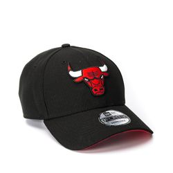 Bone-New-Era-940-Primary-Preto-Chicago-Bulls-NBA