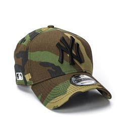 Bone-New-Era-940-AF-Militar-NY-Yankees-MLB