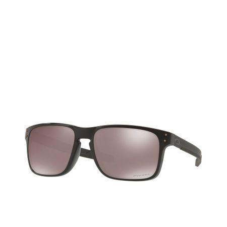 Oculos-Oakley-Holbrook-Polished-Black-Prizm-Black-Polarized