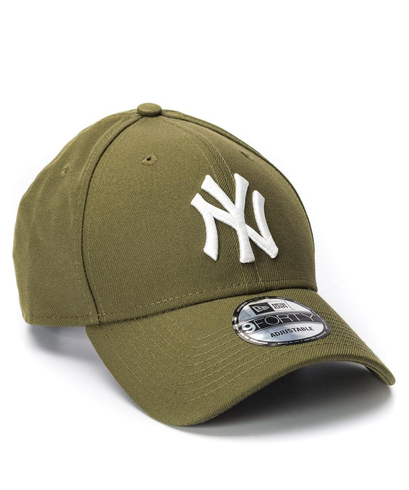 ... Bone-New-Era-940-Verde-NY-Yankees-MLB. voltar para Bonés 755136f84dc