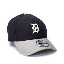 Bone-New-Era-940-SN-Team-Marinho-Detroit-Tigers-MLB