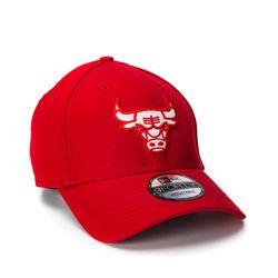 Boné New Era ST Vermelho Chicago Bulls NBA b4e5df3e2ba