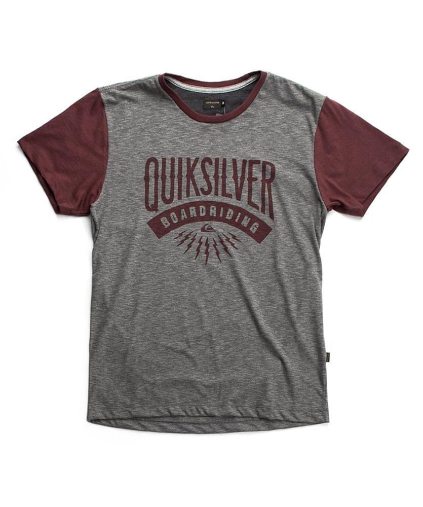 62a292dba92b0 Camiseta Quiksilver Especial Sunset CO Vinho - ophicina