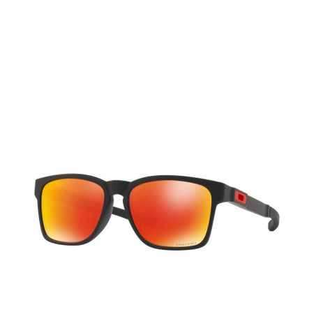 Oculos-Oakley-Catalyst-Matte-Black-Prizm-Ruby