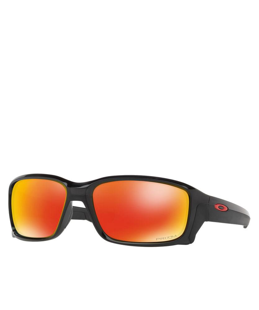 Óculos Oakley Straightlink Black Ink Prizm Ruby - ophicina b9fb00bf6f