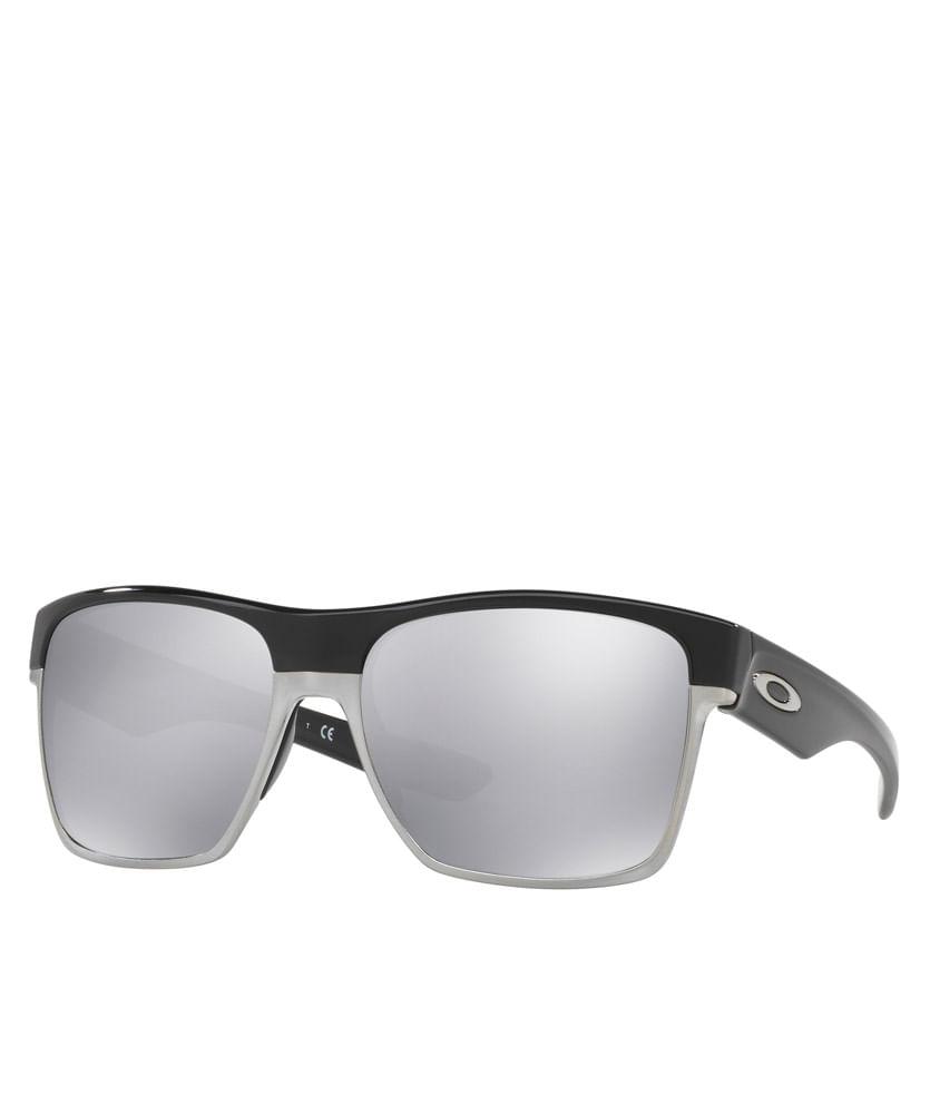 Óculos Oakley Twoface XL Polished Black Chrome Iridium - ophicina 532035cdf7