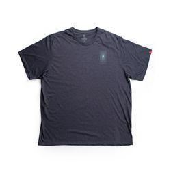 Camiseta-Element-Cinco-Mark-Azul-Mescla