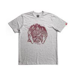 Camiseta-Element-Found-Timber-Mescla