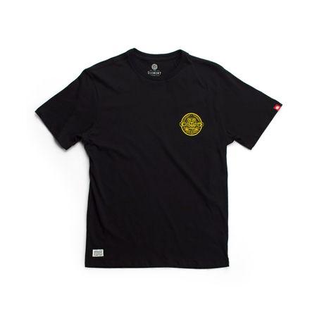 Camiseta-Element-Roar-N-Row-Preta