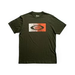 Camiseta-Oakley-Gradient-Verde