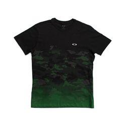 Camiseta-Oakley-Camo-Preta