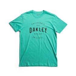 Camiseta-Oakley-Disruptive-2.0-Verde