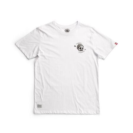 Camiseta-Element-Around-Timber-Branca
