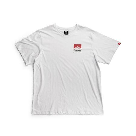 Camiseta-Element-Crest-Branca