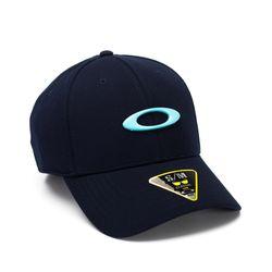 Bone-Oakley-Tincan-Cap-Fanthom-Azul