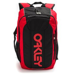 352156bb6fd96 Mochila Oakley Enduro 20l 3.0 Preta Vermelha