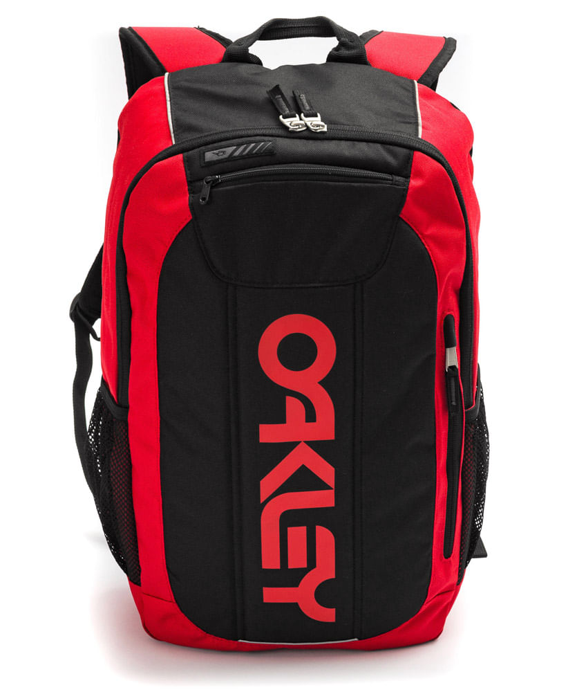 Mochila Oakley Enduro 20l 3.0 Preta Vermelha - ophicina 45aa32c63d2