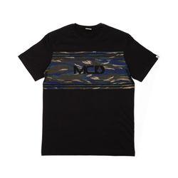Camiseta-MCD-Camouflage-Preta