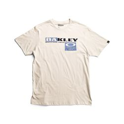 Camiseta-Oakley-Plates-Tee-Light-Grey