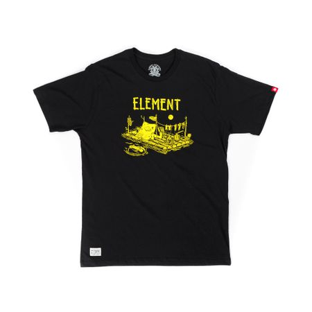 Camiseta-Element-River-Dream-Preta