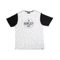 Camiseta-Hurley-Nine-Nine-Branca-Preta-Big-