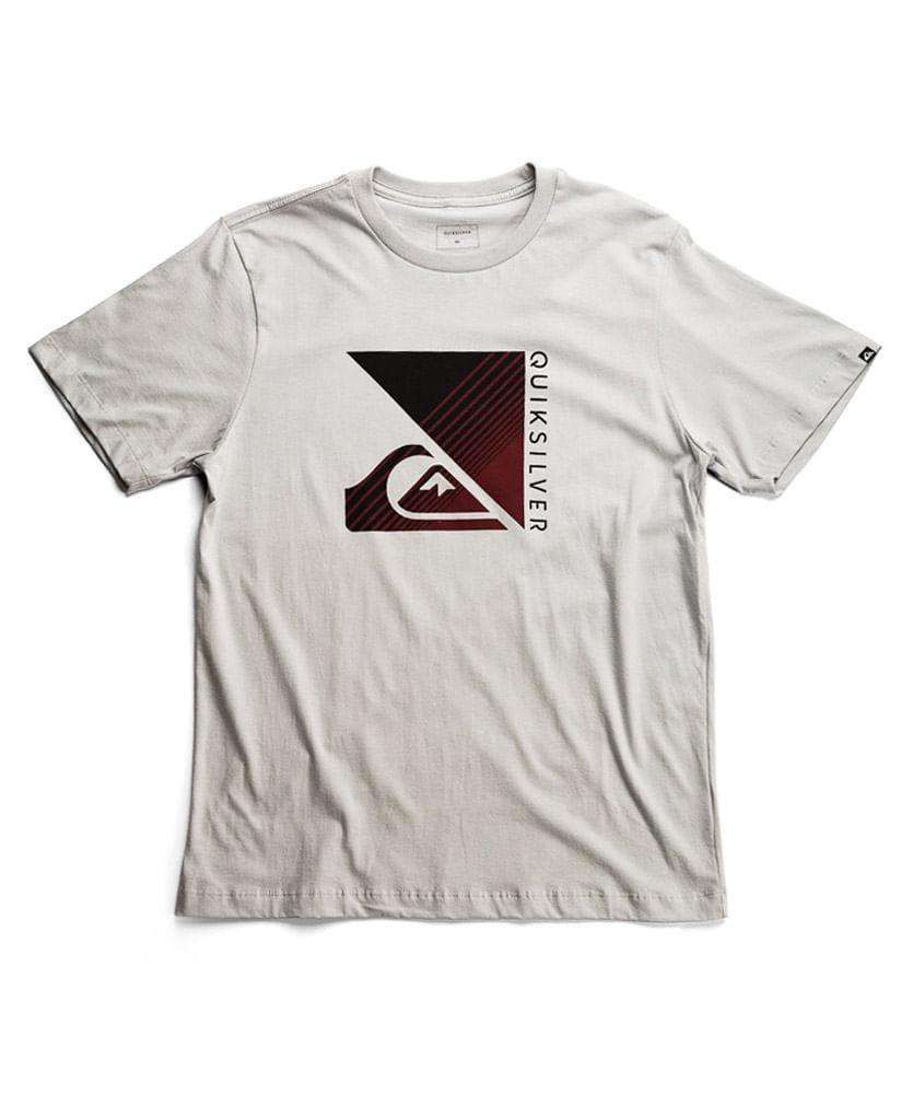 cb49b9c0c55 Camiseta Quiksilver Silk Graus Cinza - ophicina