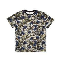 Camiseta-MCD-Especial-Full-Tropical-Bones-Azul