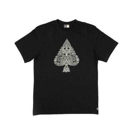 Camiseta-MCD-Regular-Paisley-Preta