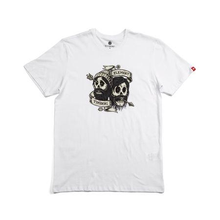 Camiseta-Element-Silk-Brothers-Branca