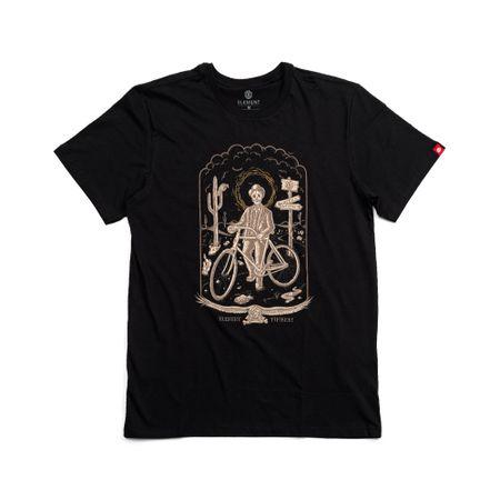 Camiseta-Element-Silk-Riders-2-Preta