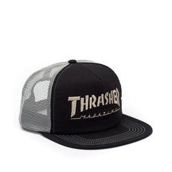 Bone-Thrasher-Trucker-Mag-Logo-Mesh-Preto-Cinza
