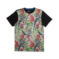 Camiseta-Hurley-Especial-Tropic-Preta