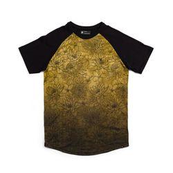 Camiseta-Hurley-Especial-Print-Mostarda