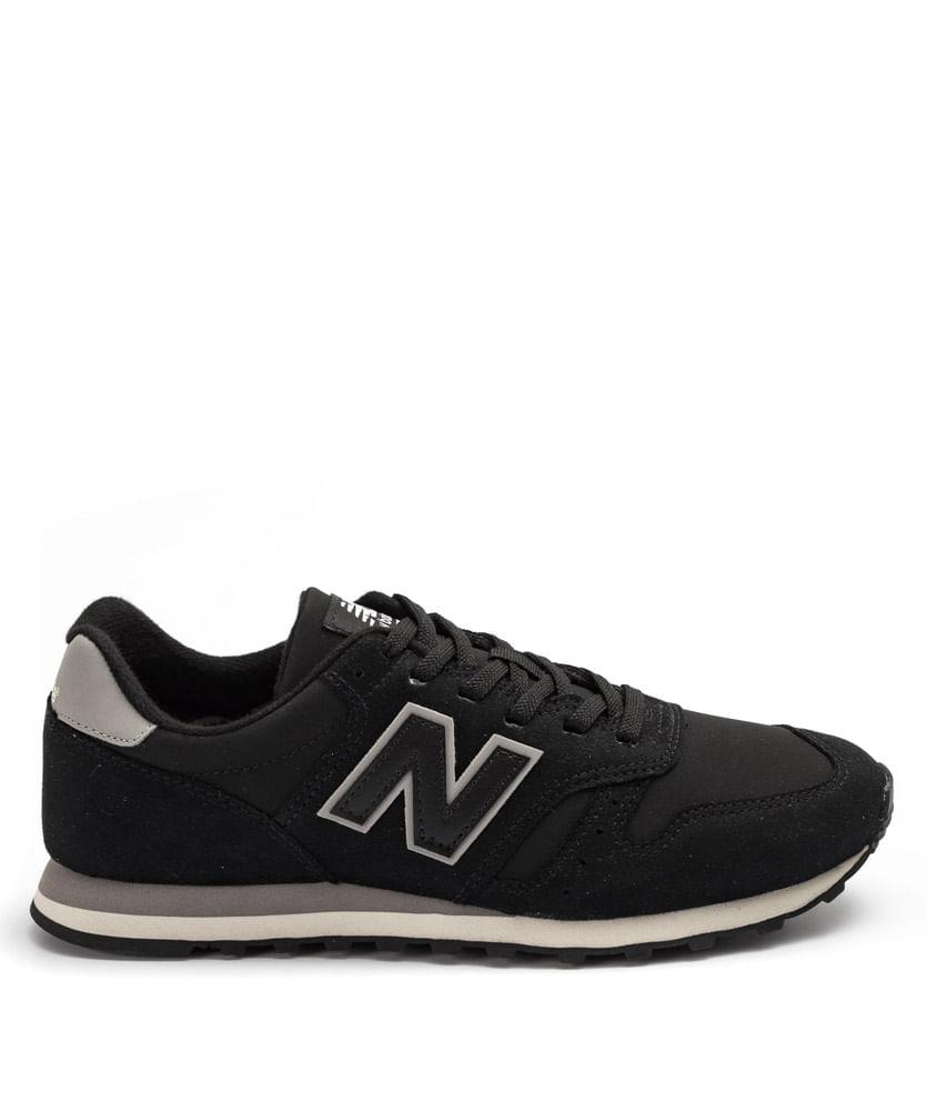 4740ba637fa4a Tênis New Balance 373 Lifestyle Preto - ophicina