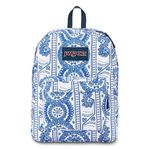 Mochila Jansport Superbreak White Swedish Lace - ophicina a3d08a96cdd