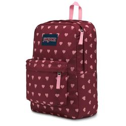 Mochila-Jansport-Superbreak-Russet-Red-