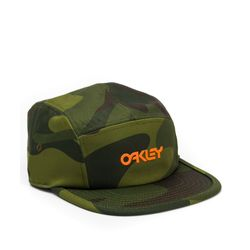 Bone-5-Panel-Oakley-Cotton-Camou