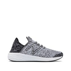 Tenis-New-Balance-Fresh-Foam-Cruz-V2-Branco-Preto