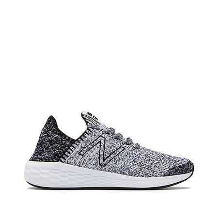Tenis-New-Balance-Fresh-Foam-Cruz-V2-Branco-Preto